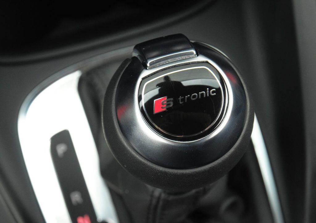 Audi A1 - skrzynia S tronic