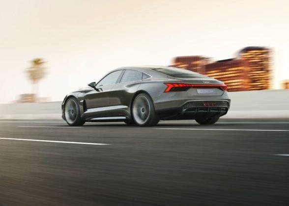 Audi e-tron GT - prototyp