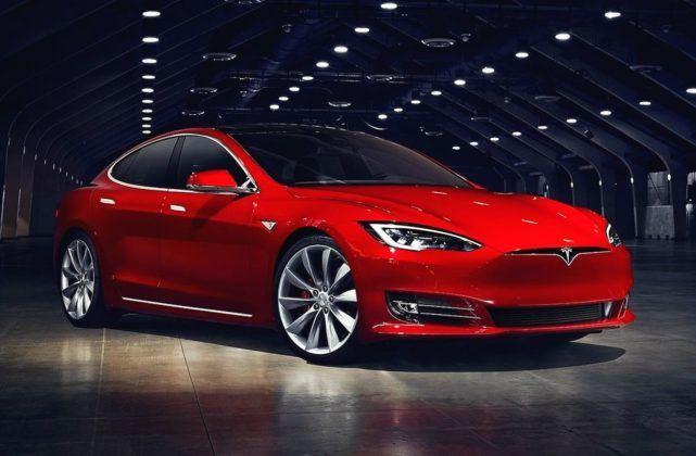 Auta elektryczne - najgorszy - Tesla Model S