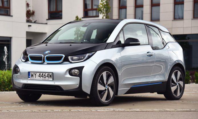 Auta elektryczne - najlepszy - BMW i3