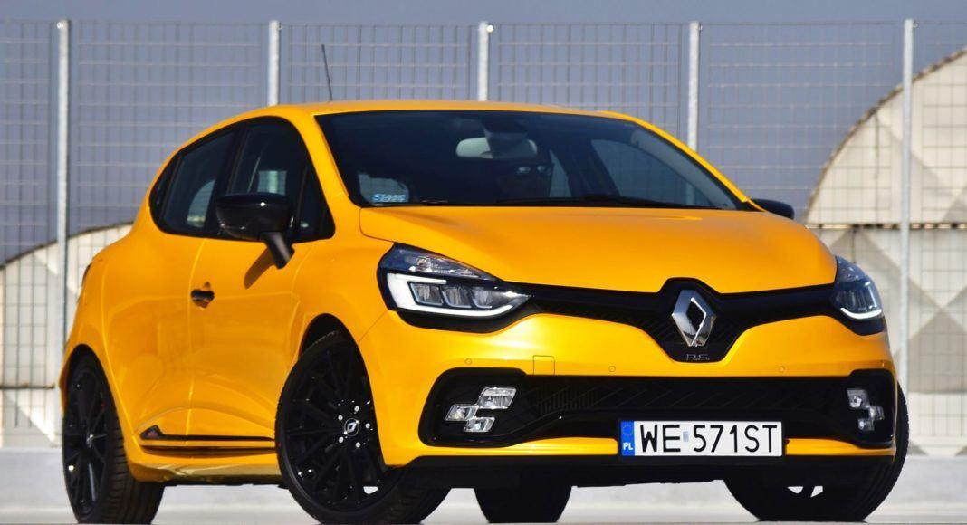 Auta miejskie - najgorszy - Renault Clio RS