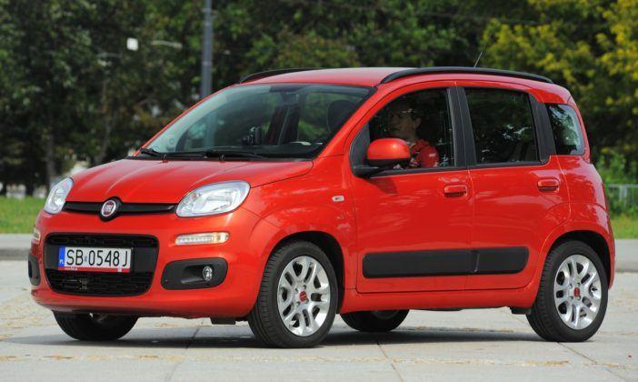 Auta mini - najlepszy - Fiat Panda