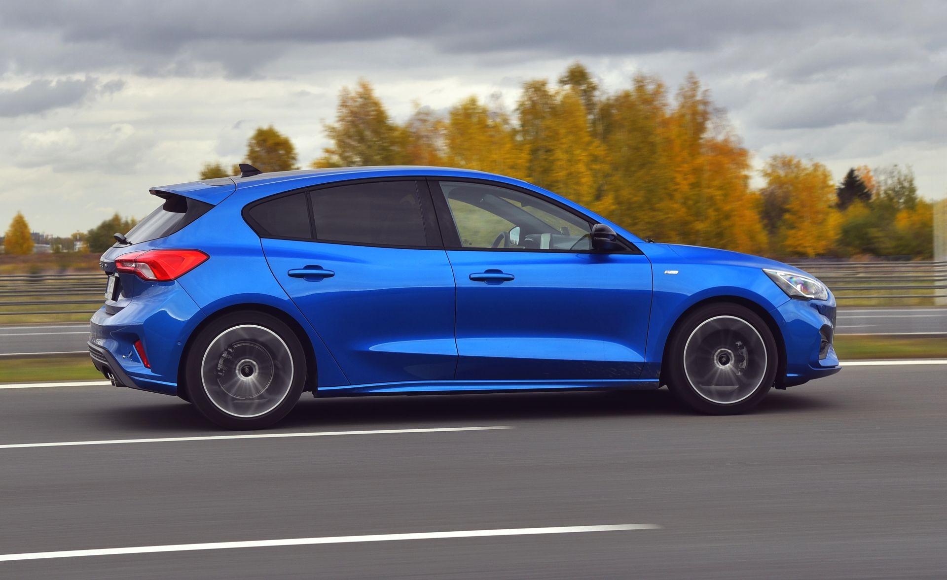 Ford Focus IV - dynamiczne