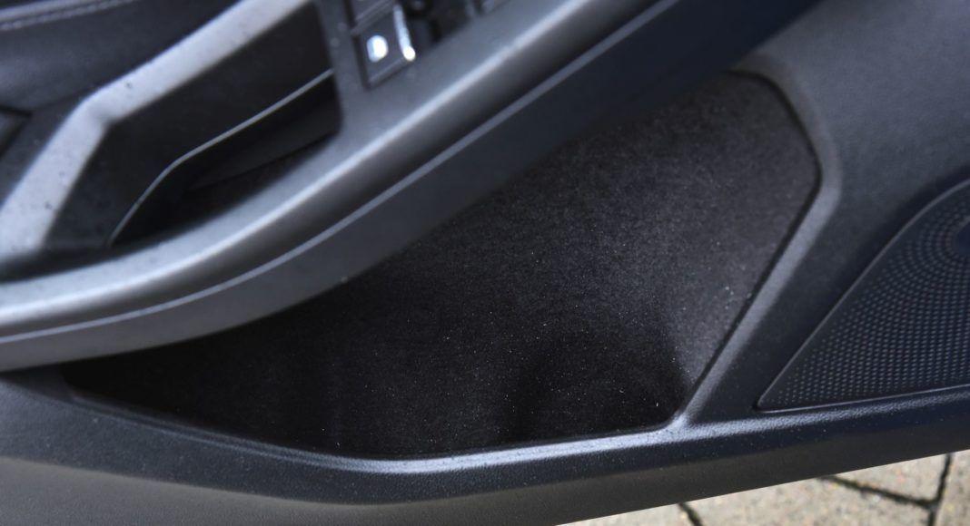 Ford Focus IV - kieszeń