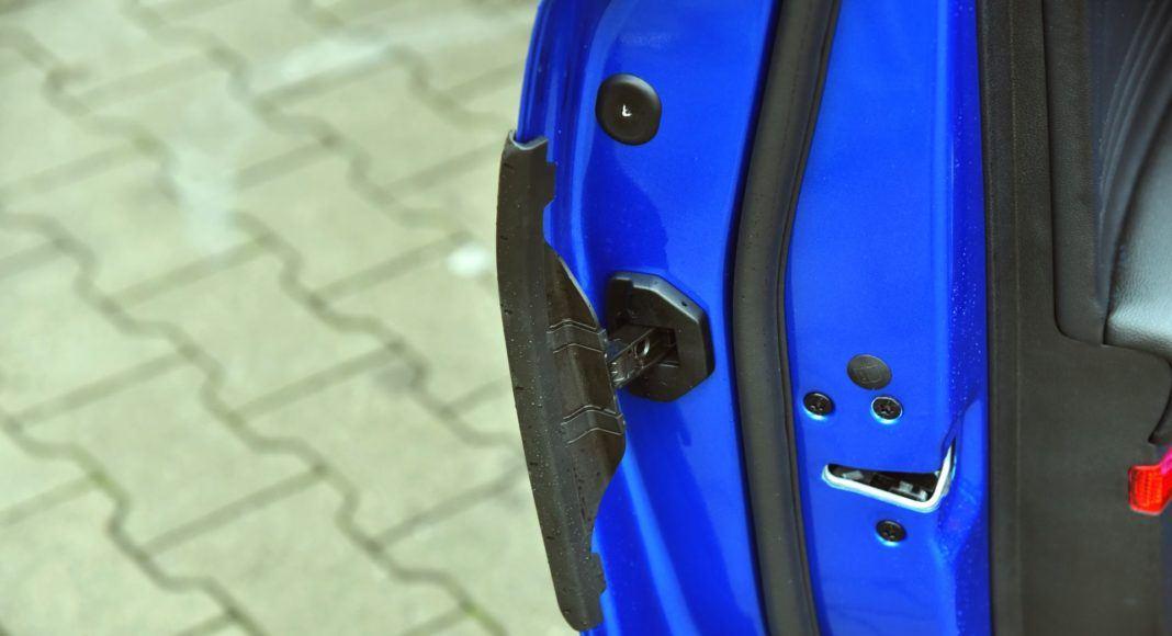 Ford Focus IV - osłonki