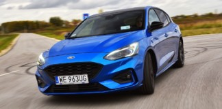 Ford Focus IV - otwierające