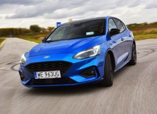 Ford Focus 1.5 EcoBlue 120 A8 ST-Line - TEST