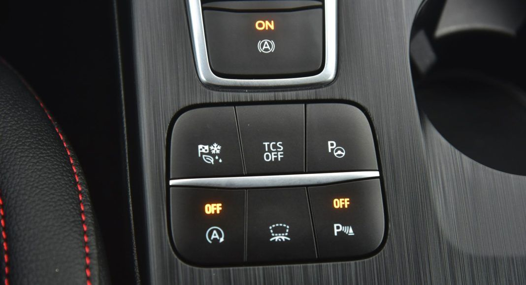 Ford Focus IV - panel