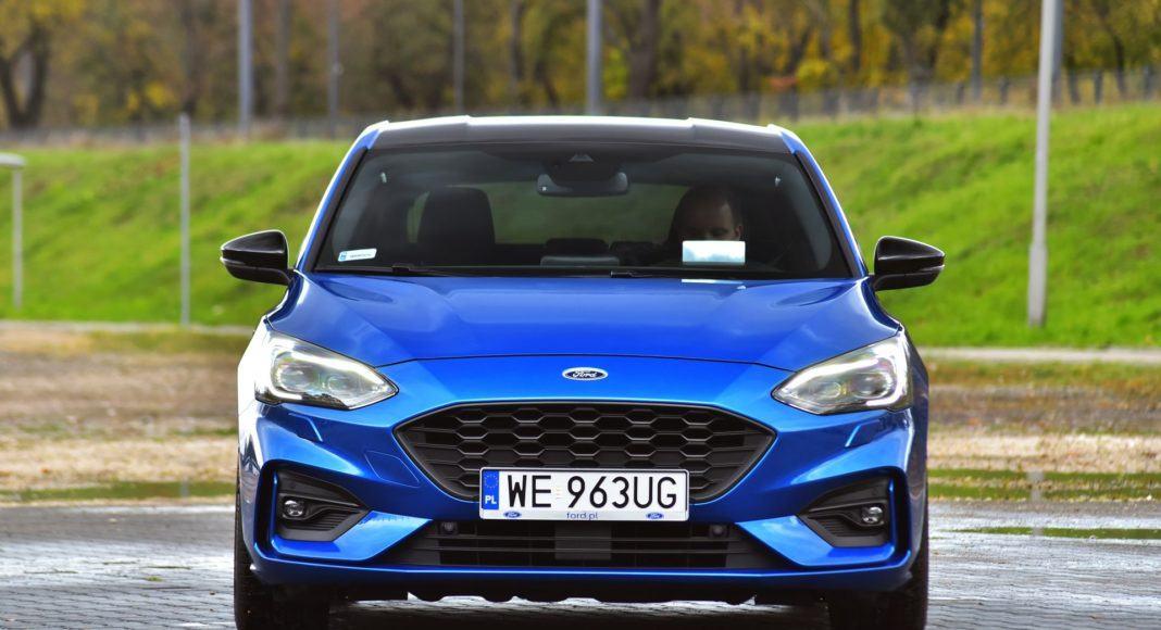 Ford Focus IV - przód