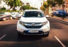 Honda CR-V Hybrid - otwierające