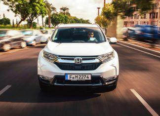 Honda CR-V Hybrid – informacje i zdjęcia