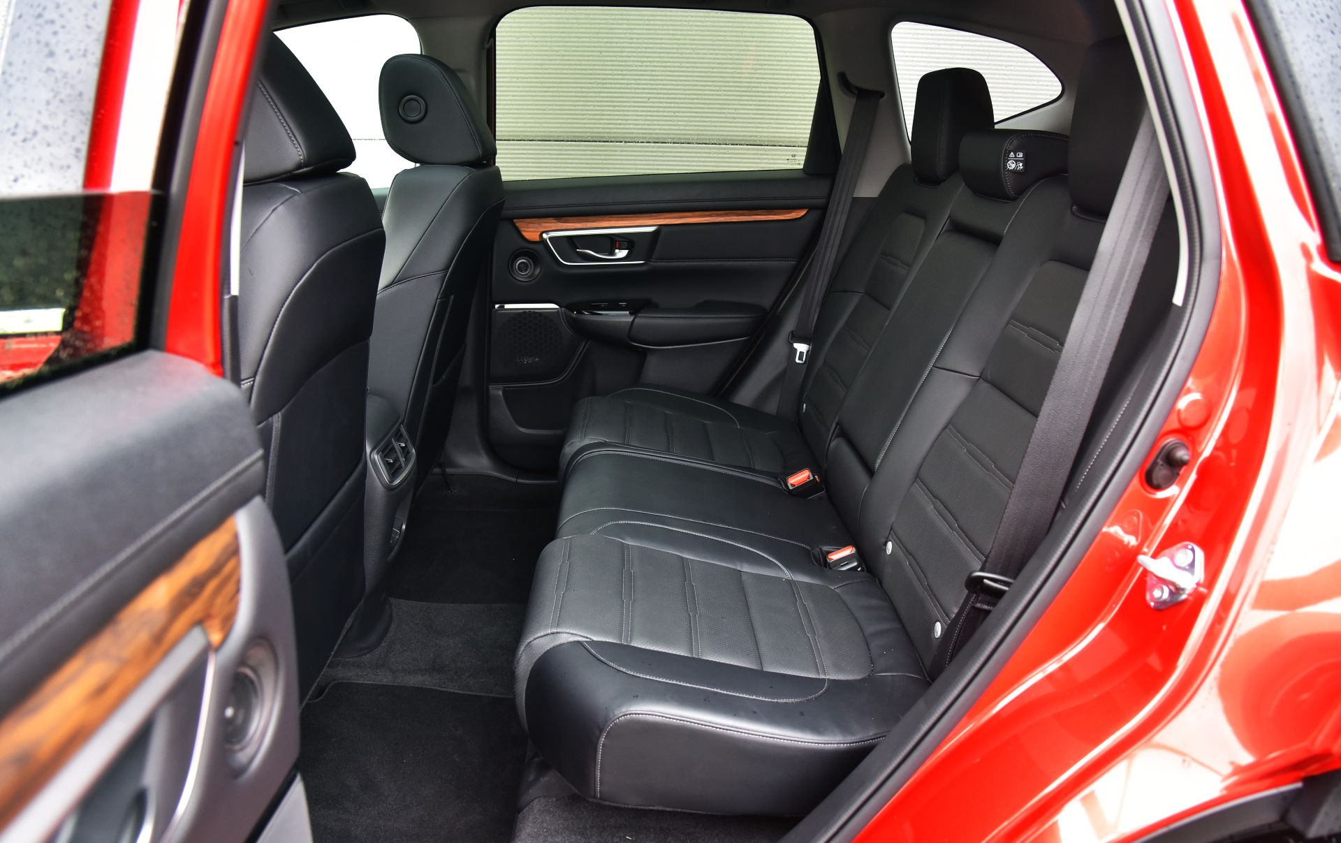 Honda CR-V V - kanapa