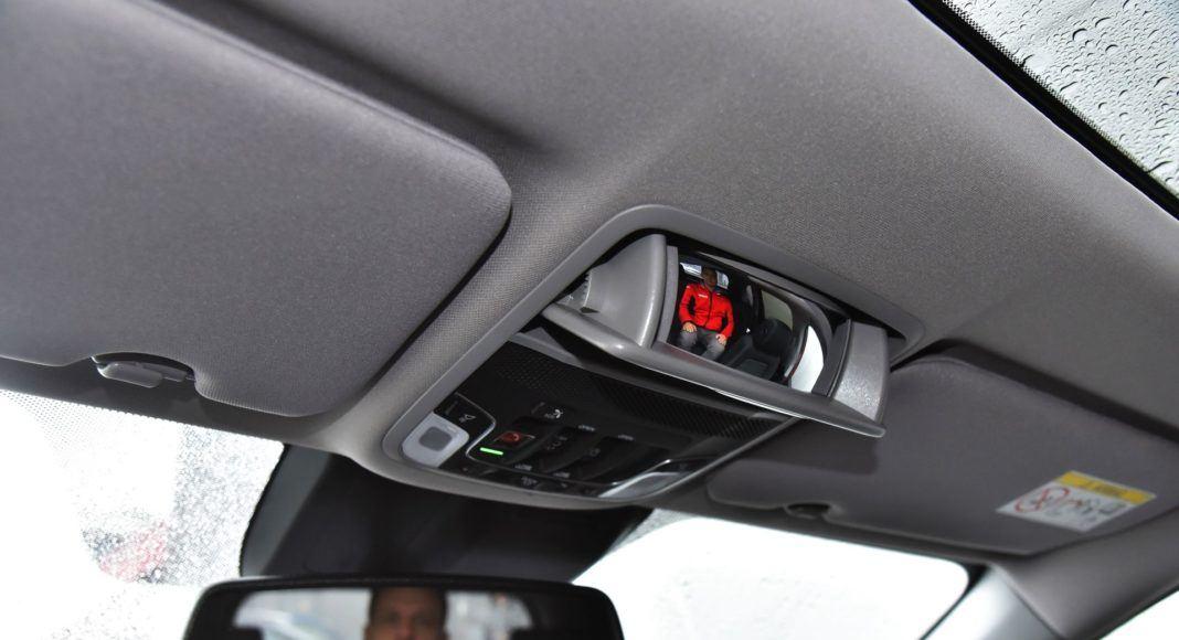 Honda CR-V V - lusterko