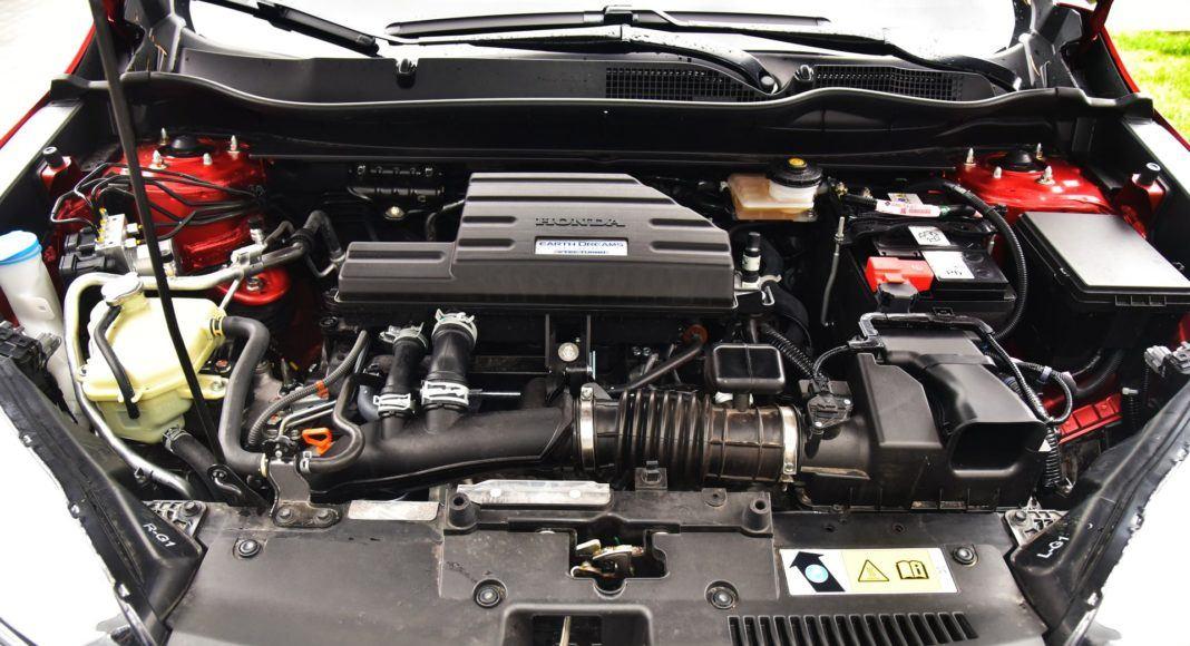 Honda CR-V V - silnik