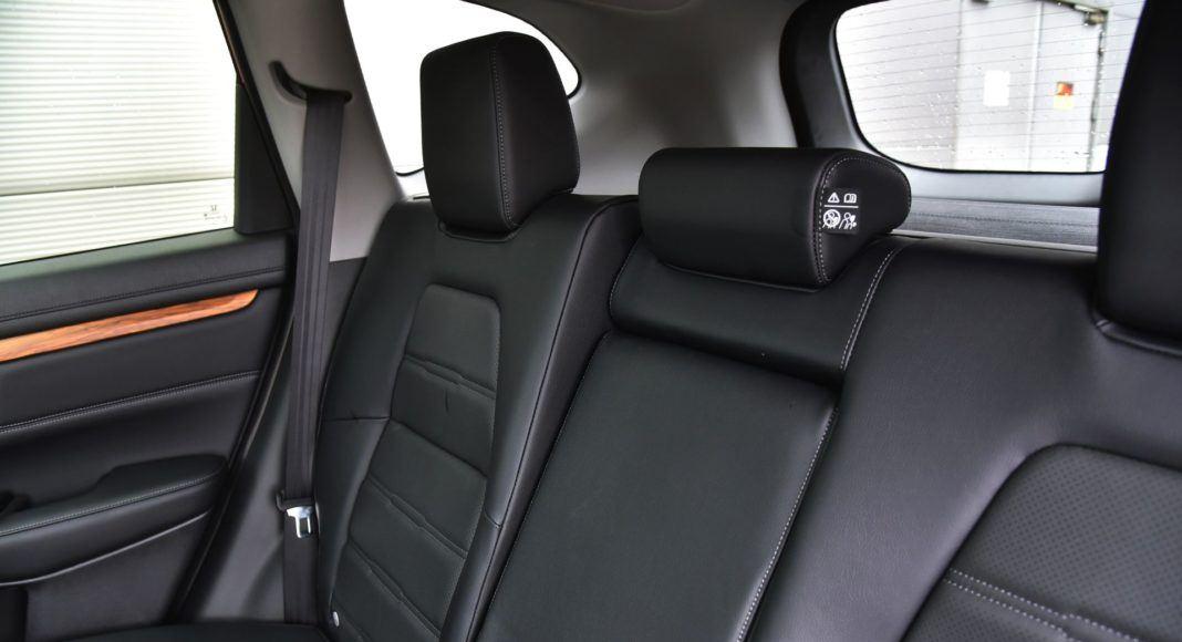 Honda CR-V V - zagłówki