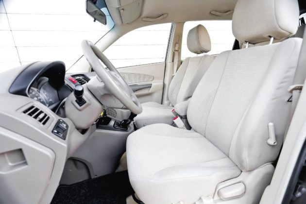 Hyundai Tucson I - fotel kierowcy