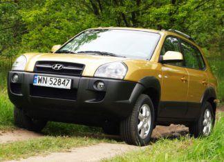 Używany Hyundai Tucson I (2004-2010) – OPINIE