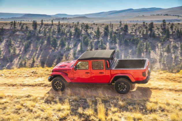Jeep Gladiator (2020)