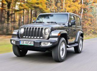 Jeep Wrangler 2.2 CRD Sahara - TEST