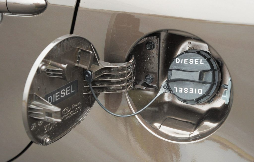 Kia Rio III - diesel