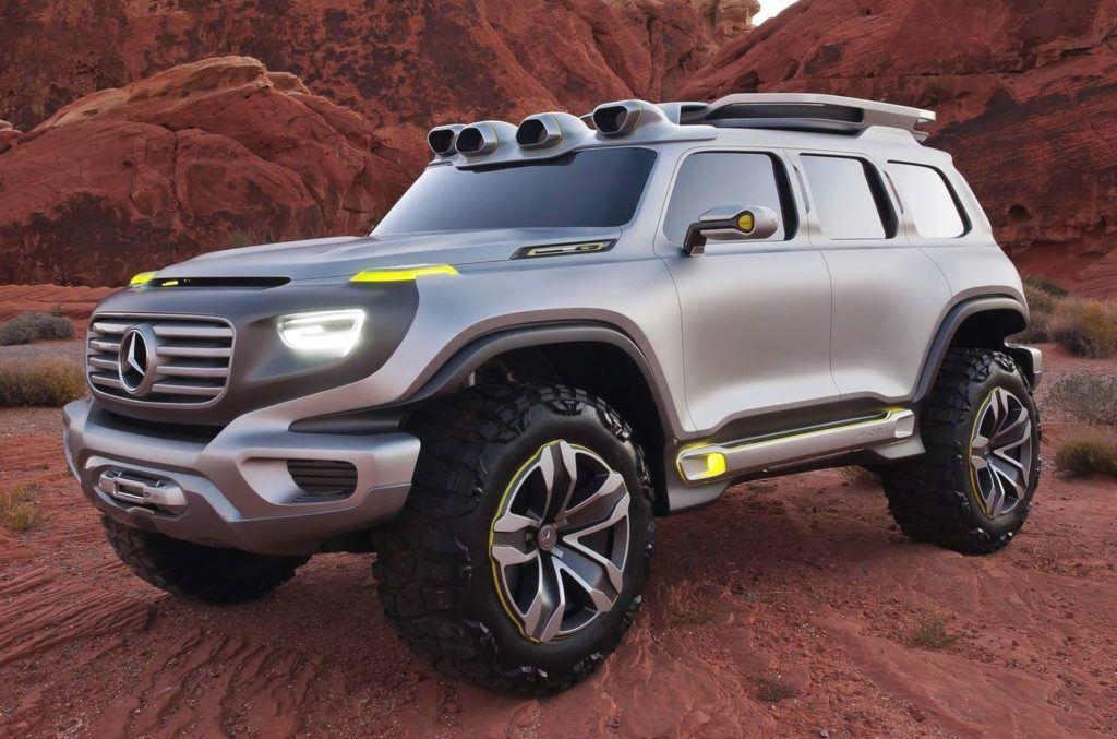 Mercedes Vision Ener-g-force