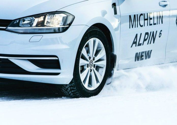 Michelin Alpin 6 - otwierające