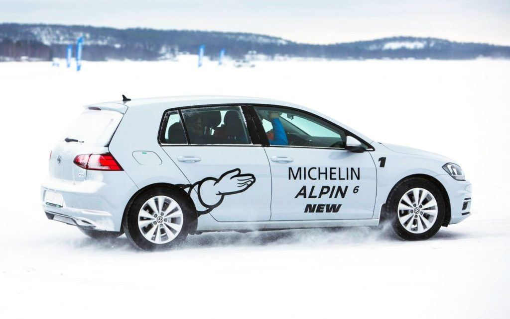 Michelin Alpin 6 - testy