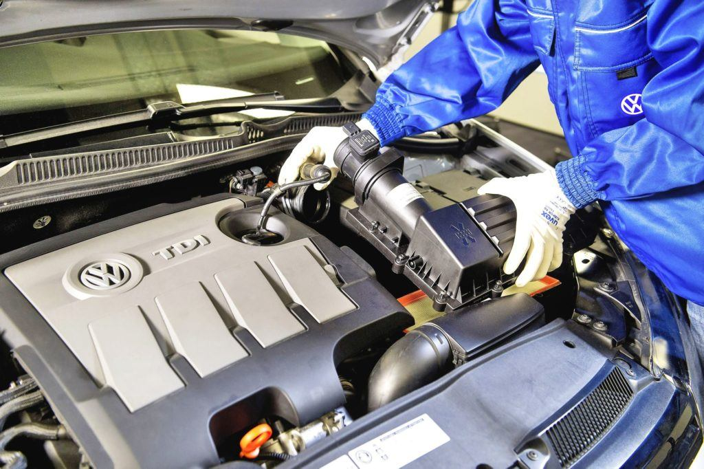 Modyfikacja silników VW