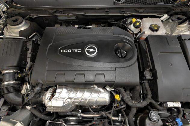 Opel Insignia A - silnik