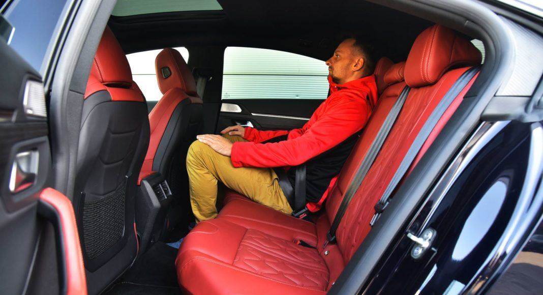 Peugeot 508 - kanapa