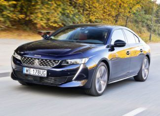 Peugeot 508 PureTech 225 First Edition - TEST
