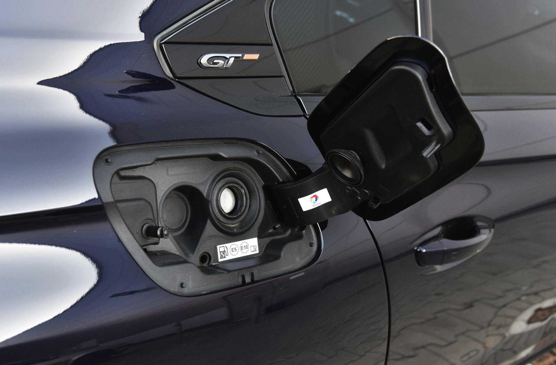 Peugeot 508 - wlew