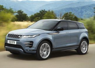 Range Rover Evoque – informacje i zdjęcia