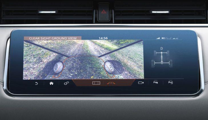 Range Rover Evoque - ekran (2)