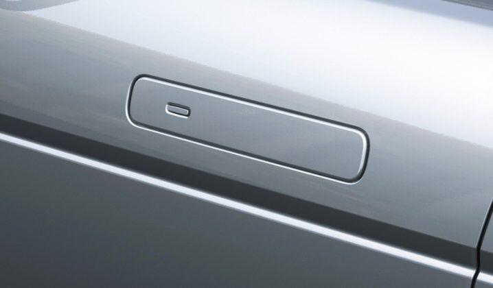 Range Rover Evoque - klamka