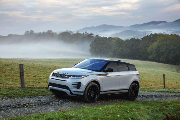 Range Rover Evoque - przód (3)