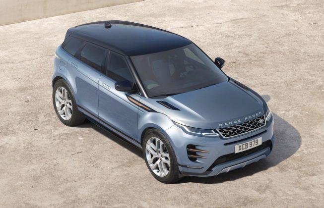 Range Rover Evoque - przód (4)