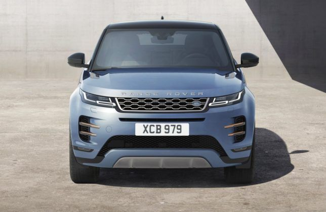 Range Rover Evoque - przód (6)