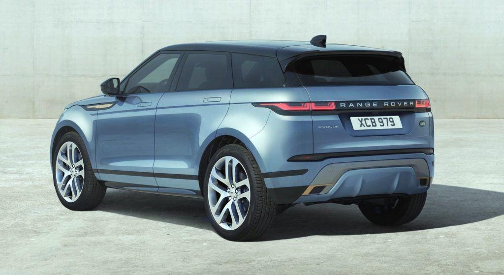 Range Rover Evoque - tył (2)