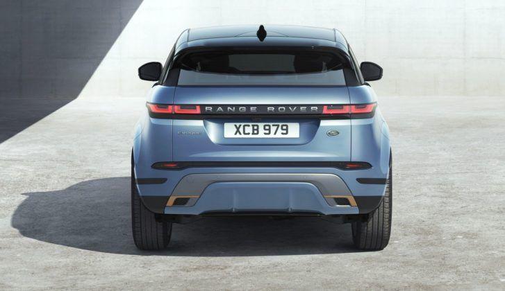Range Rover Evoque - tył (3)