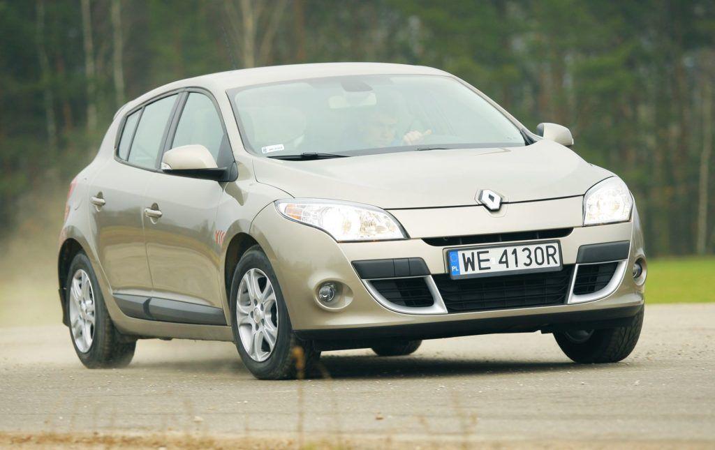 Renault Megane III - dynamiczne