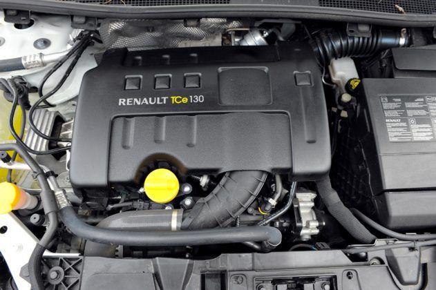 Renault Megane III - silnik TCe