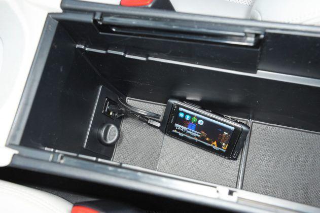 Toyota Avensis III - gniazdo