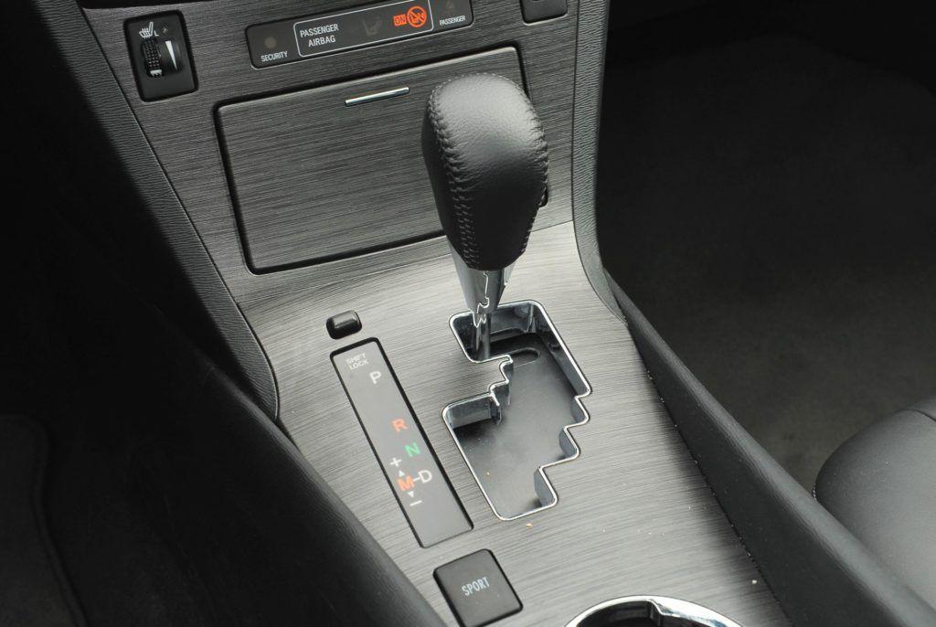 Toyota Avensis III - skrzynia Multidrive S