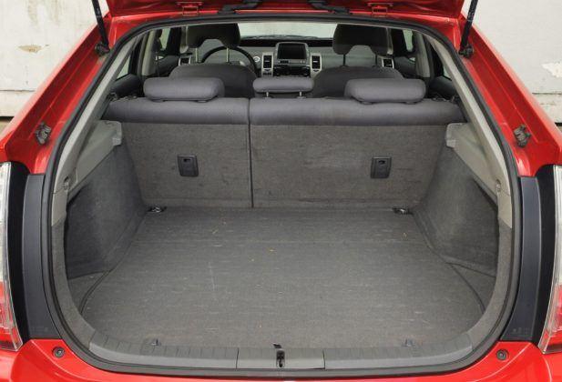 Toyota Prius II - bagażnik