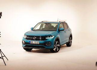 Volkswagen T-Cross – z bliska