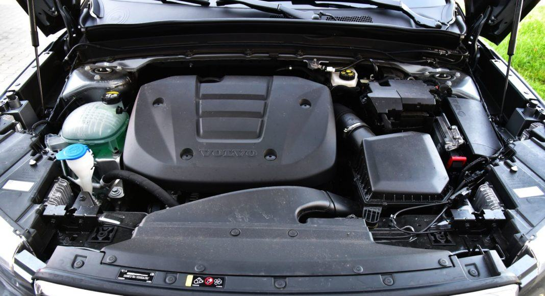 Volvo XC40 T3 - silnik