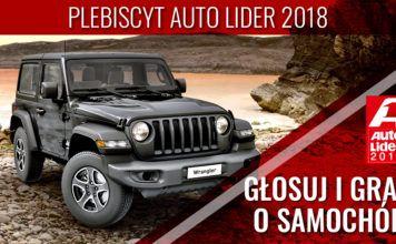 Auto Lider 2018