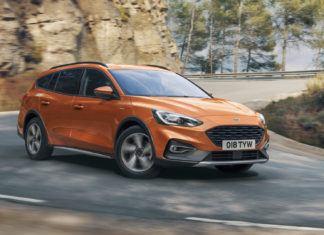 Ford Focus kombi Active - informacje i zdjęcia