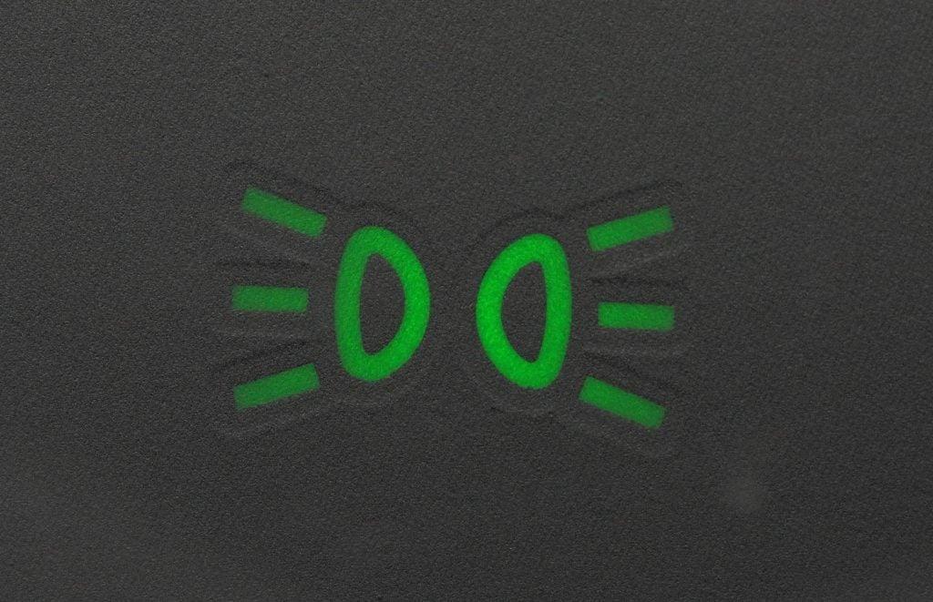 Symbol świateł mijania